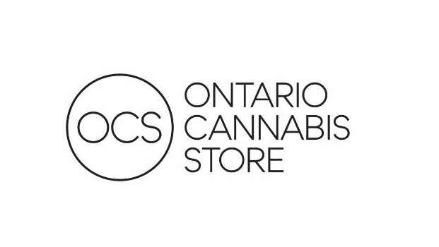 The new logo for the Ontario Cannabis Store is seen here.
