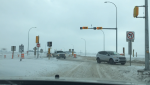 Diverging diamond opens east of Regina