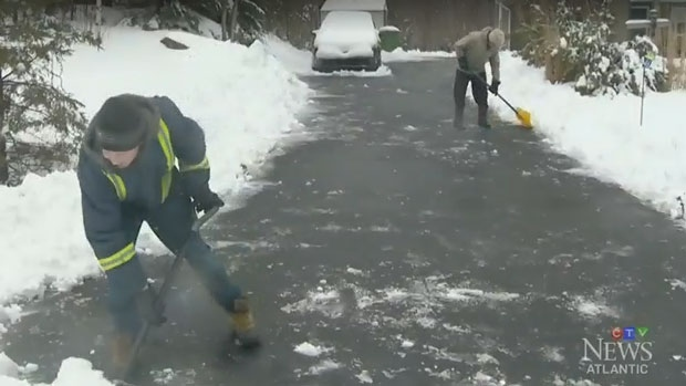 Nova Scotia Power says over 11,500 customers are still without electricity.
