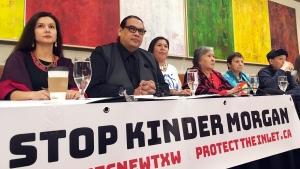 Indigenous leaders speak