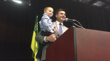Cory Tocher wins Saskatoon-University nomination