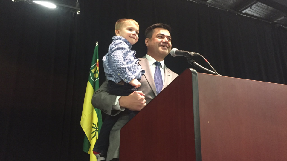 Cory Tocher named Conservative Party nominee for Saskatoon-University riding. (Laura Woodward/ CTV News)