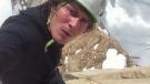 Squamish climber