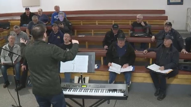 The Men of the Deeps has added five recruits to the legendary choir based in Glace Bay, N.S.
