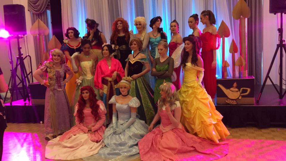 Royal Children's Ball in Regina. (MADINA AZIZI/CTV Regina)