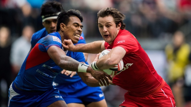 Fiji Beat Kenya To Win Canada Sevens