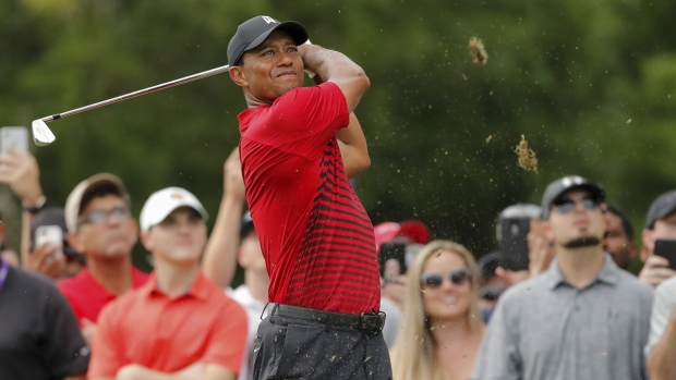 Tiger falls agonisingly short as Casey wins Valspar