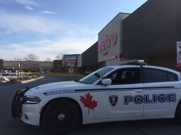 Windsor police investigating suspicious package