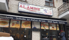 Al-Amine restaurant stabbing March 11