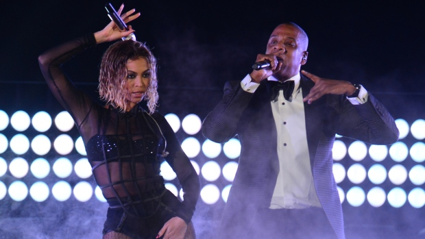 Beyonce Knowles and Jay-Z tour