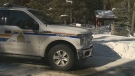Police were called to a home in Bragg Creek on Friday, March 9, 2018 for reports that a woman had been attacked with a sword.
