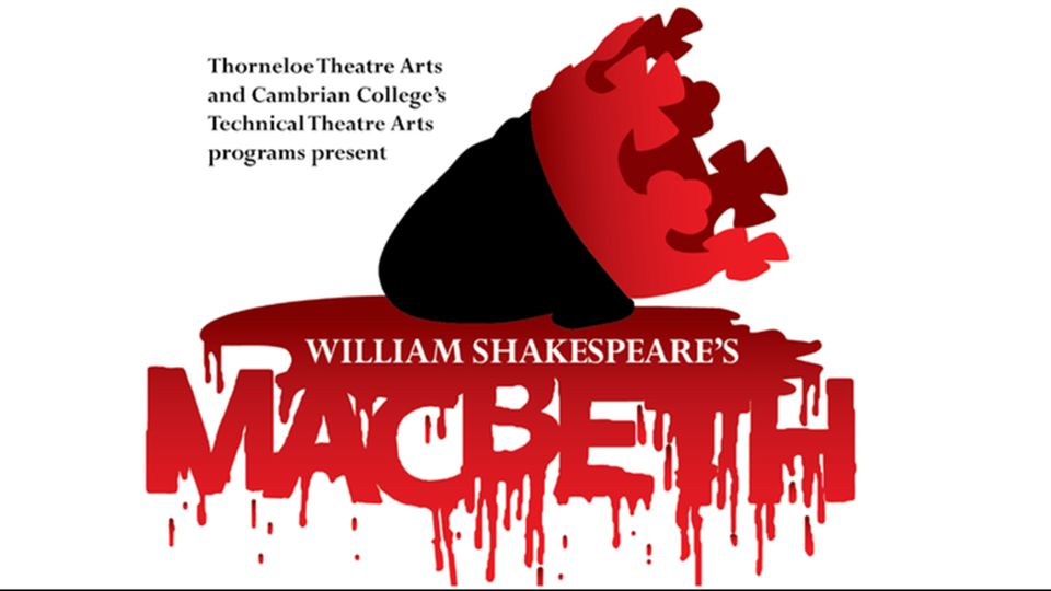 Shakespeare's Macbeth to be presented at Thorneloe University.