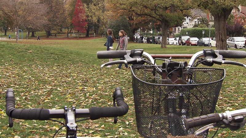 Residents of Kits Point plan to rally outside a Vancouver Park Board meeting on a proposal to move a bike path.
