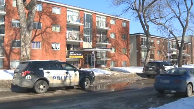 EPS said 39-year-old Marlon Jair Nunez was found dead inside an apartment in the area of 107 St. and 83 Ave. on Sunday, March 11, 2018.