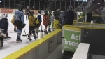 Barrie Colts host hockey camp