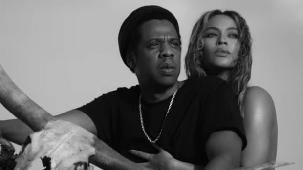 Beyonce and Jay-Z in Vancouver