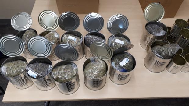 dispensary pot