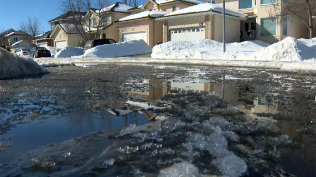 Many Calgarians are tired of the big puddles pooling in their neighbourhoods and want the City of Calgary to help