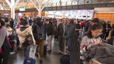 CTV National News: Airport chaos and confusion