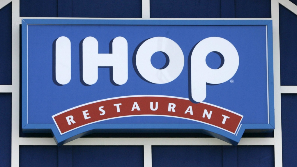 Naked toddler near IHOP leads to arrest of passed out adults