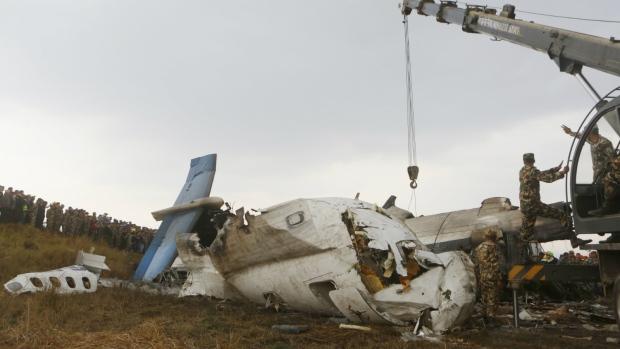 Forty-nine killed during Nepal plane crash landing