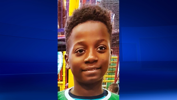 Amber Alert issued for missing Montreal boy