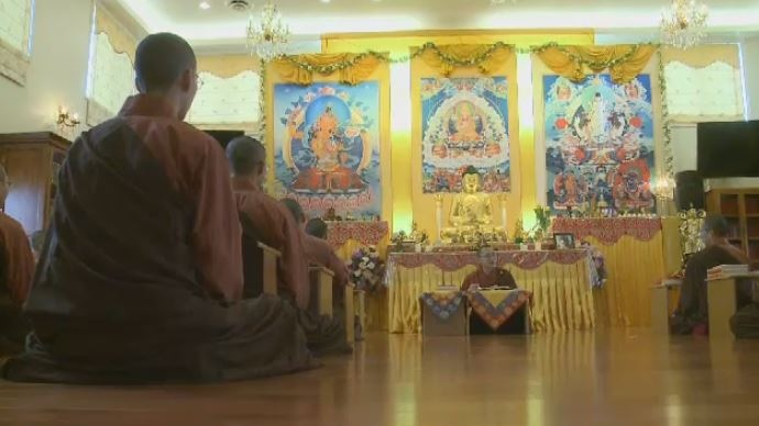 There are two Buddhist monasteries in eastern P.E.I., where monks from around the world have been coming to pray and study for almost 10 years.