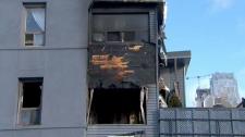 Fire at Midtown Toronto apartment building