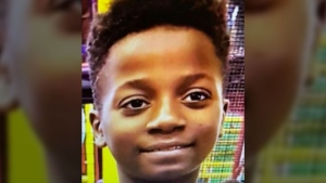 Ariel Jeffrey Kouakou is seen in this handout image.