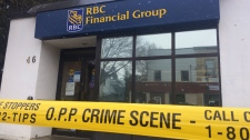 Moorefield bank robbery