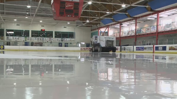Unionized ice makers at the shuttered Bayplex in Cape Breton have been told they won't be hired back when the rink reopens.