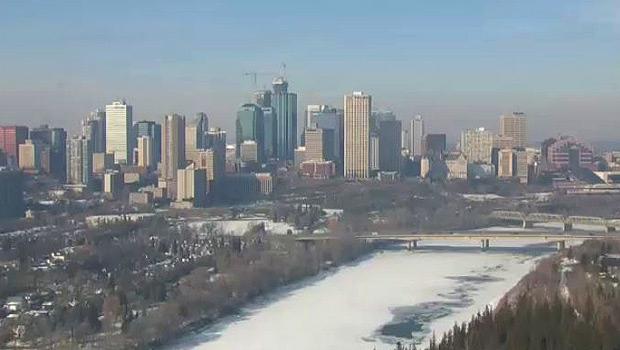 CTV Edmonton Sky Cam