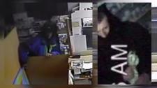 Pharmacy break-in suspect