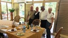 Bryden family in Cuba (Supplied/Pamela Bryden)