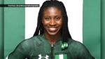Simidele Adeagbo- Nigerian Olympian (Candice Ward)
