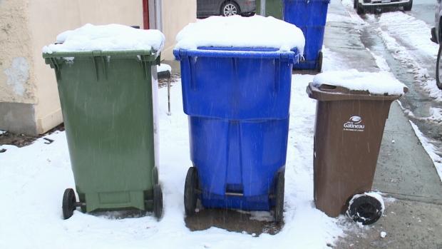 Gatineau Garbage