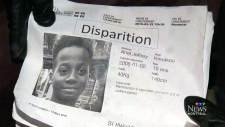 Search on for missing Que. boy