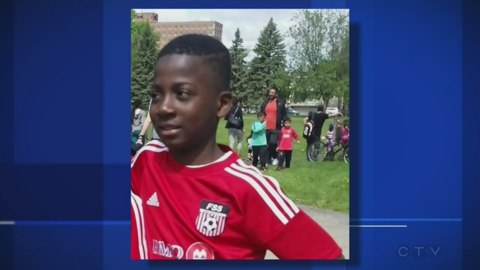 Ten-year-old Ariel Kouakou was last seen on March 12, 2018 playing in Parc des Bataliers in Montreal