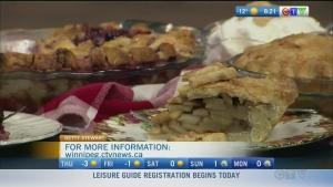 Pi Day Recipes