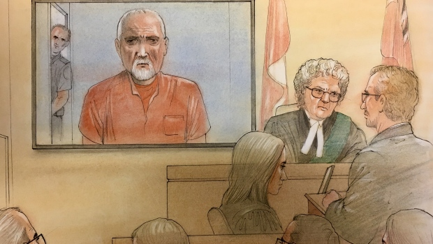 Bruce McArthur court
