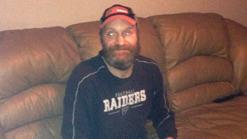 Kevin Savoie, a 52-year-old from St. Thomas, had been missing since September, 2016. His body was discovered by police March 6, 2018. (Twitter)