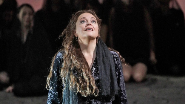 Soprano Evelyn Herlitzius