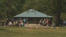 Neighbour Day 2018, community, spirit, picnic, BBQ
