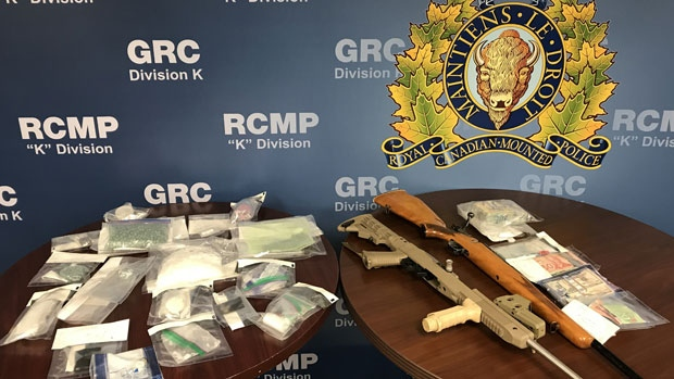 Airdrie fentanyl