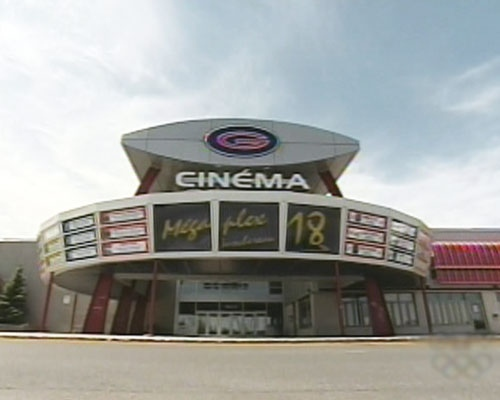 Cinemas Guzzo says it is sticking by its policy despite having to pay damages to the family.