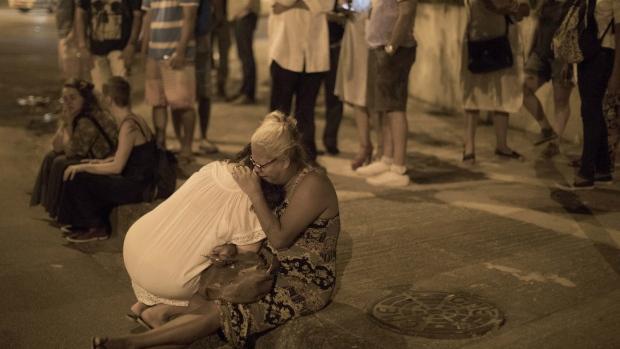 Rio city councillor killed