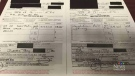 Driver ticketed 7 years apart