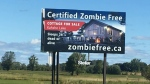 Zombie-free cottage