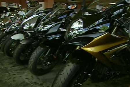 The SAAQ wants to restict access to high-powered motorcyles in order to reduce the number of road accidents in Quebec.