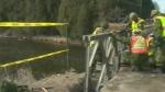 Military working to take down Niska bridge